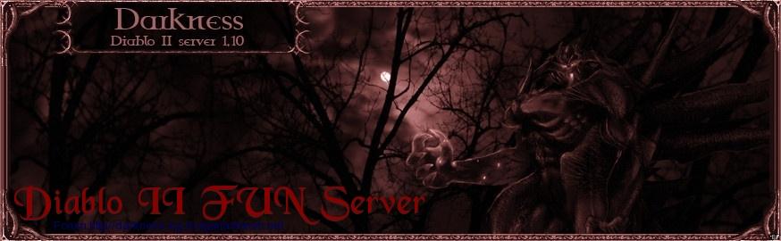 DaRkNeSs Diablo II Fun PvM v1.10