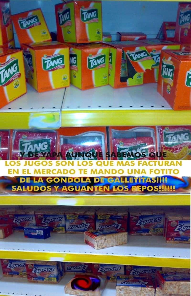PRIMER MEDIDA DE FUERZA DE REPOSITORES!!!!!!!! Mercad19
