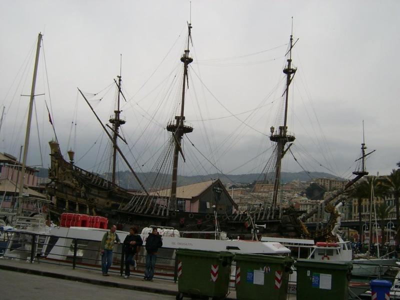 Galeone pirata di Genova 12100910