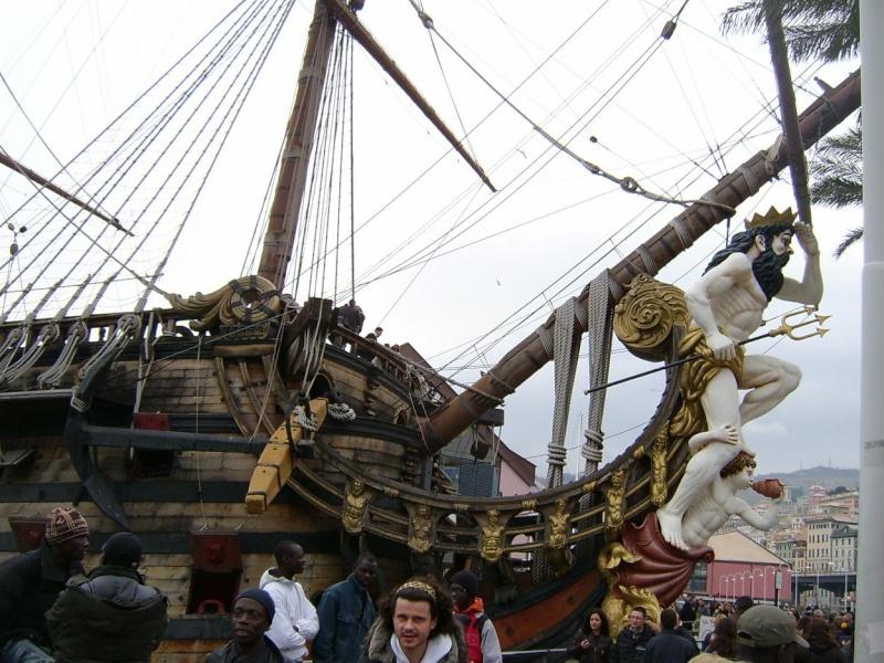 Galeone pirata di Genova 12100911