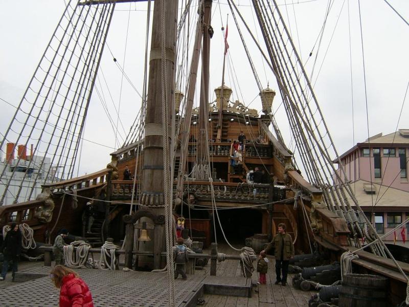 Galeone pirata di Genova 12100917