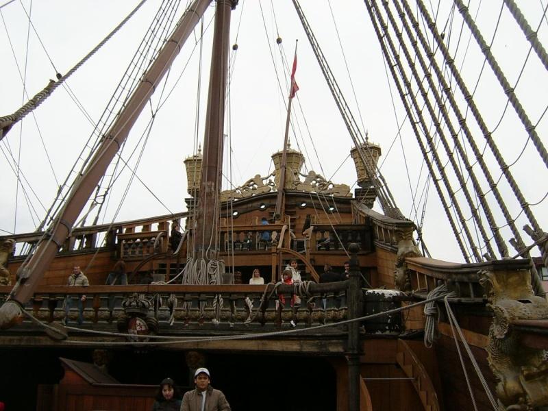 Galeone pirata di Genova 12100918