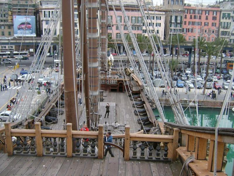Galeone pirata di Genova 12100923