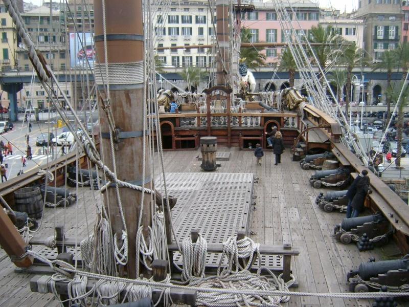 Galeone pirata di Genova 12100925