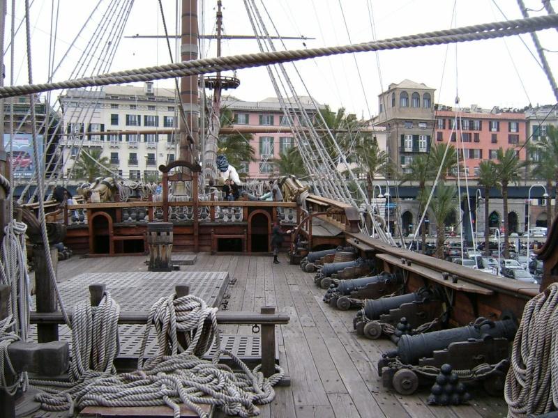 Galeone pirata di Genova 12100928