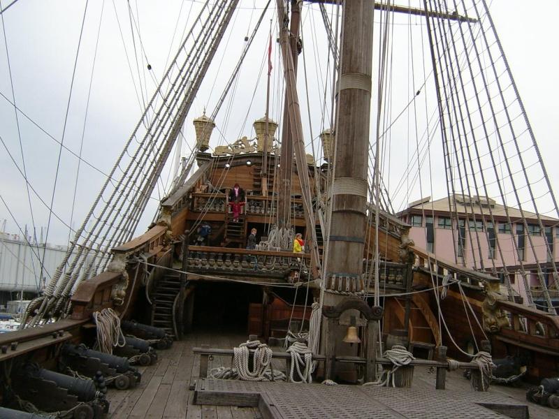 Galeone pirata di Genova 12100929