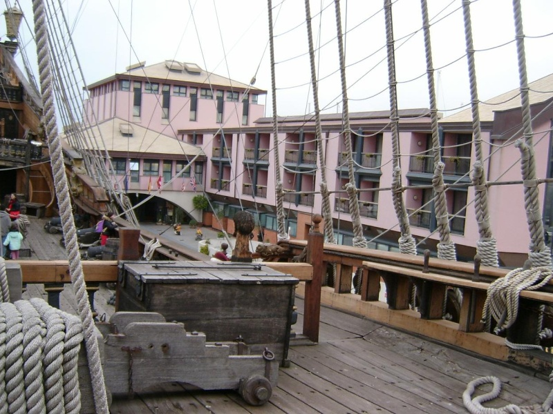 Galeone pirata di Genova 12100933