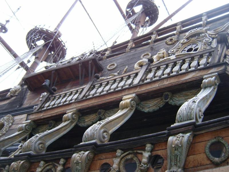 Galeone pirata di Genova 12100936