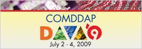 COMDDAP 2009 Learnings/Reflections (Due: July 10, 2009) Comdda12