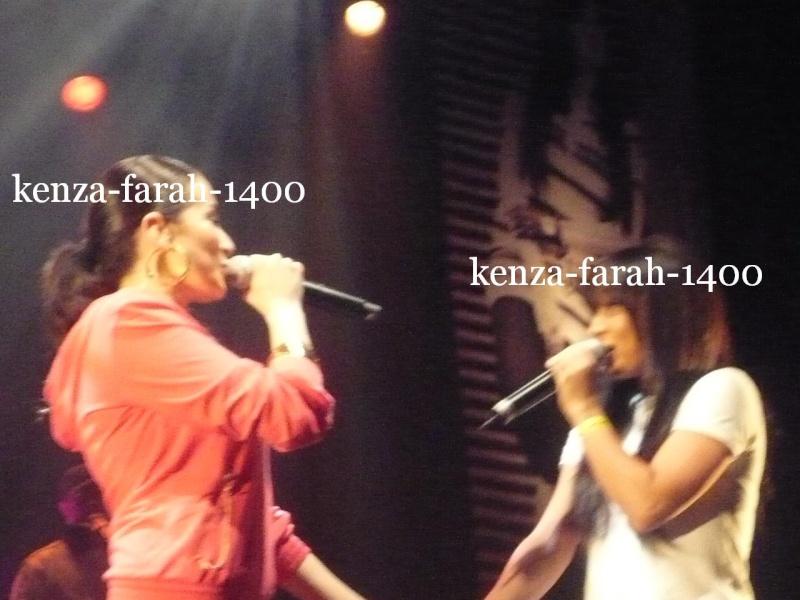 Mélissa au concert de kenza farah le 15 mai a marseille P1010513