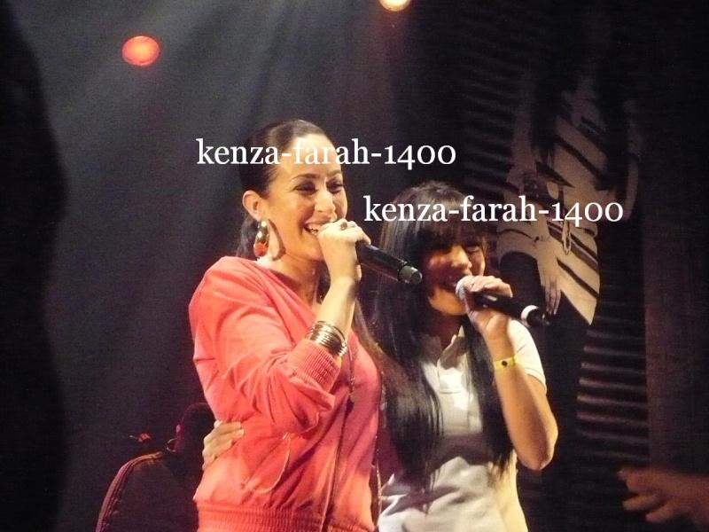Mélissa au concert de kenza farah le 15 mai a marseille P1010514