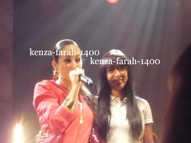 Mélissa au concert de kenza farah le 15 mai a marseille P1010516