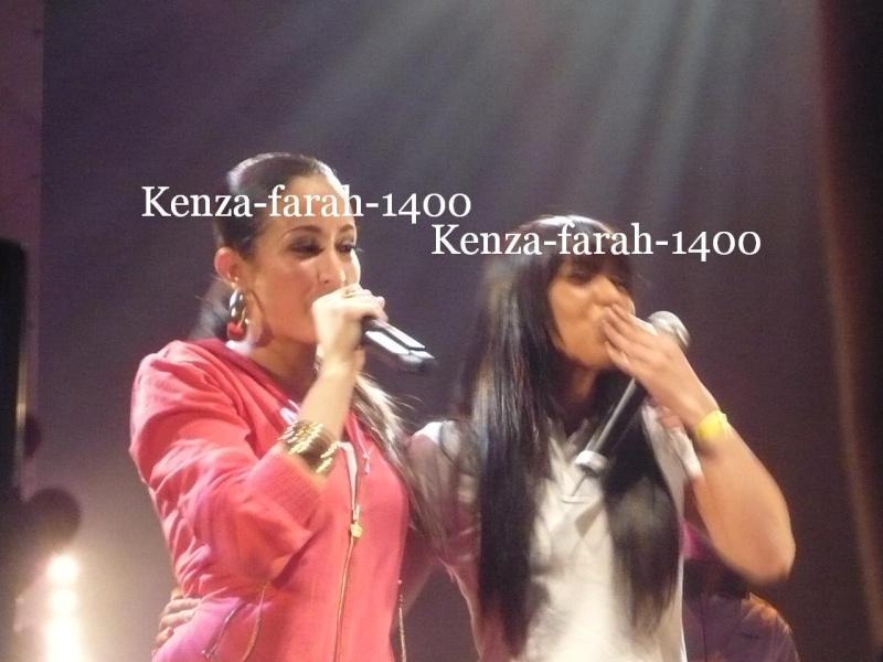 Mélissa au concert de kenza farah le 15 mai a marseille P1010517