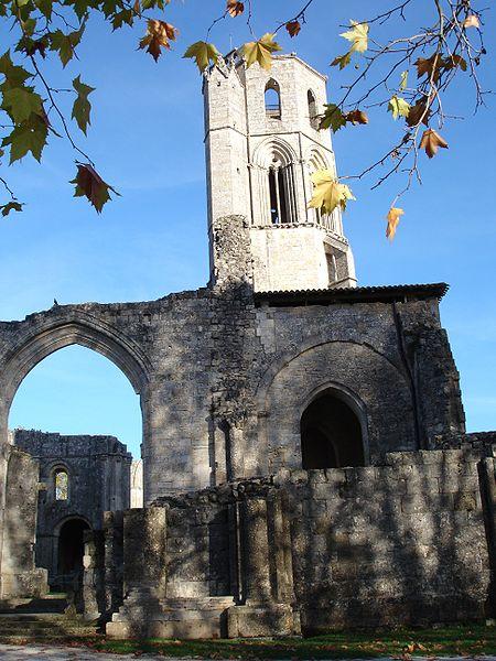 L'abbaye de Da Sylva Mayor, La Sauve majeure.(33670) 450px-10