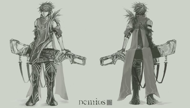 Characters Demios13