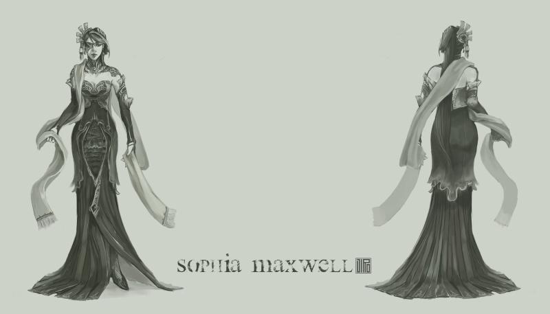 Characters Sophia10