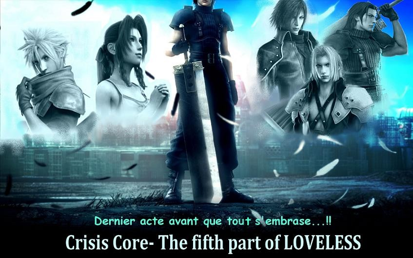 Crisis Core, Fifth part of LOVELESS Forum11