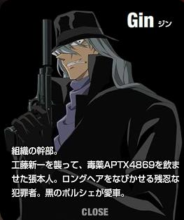 El aspecto de Gin Gin410