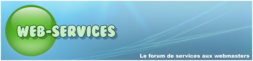 Staff pour web service! Web-se12