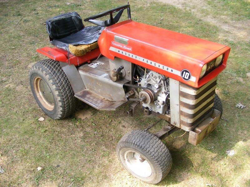 Got my tractor Dscf5311