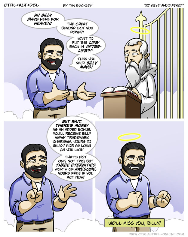 Billy Mays is Dead! - Page 3 20090612
