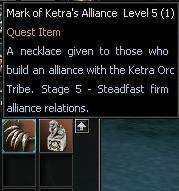 Alianza con los Ketra Orcs 1110