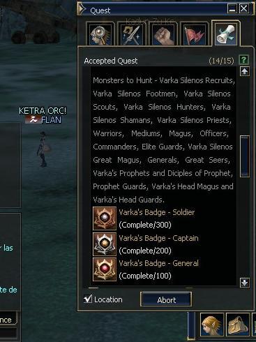 Alianza con los Ketra Orcs 512