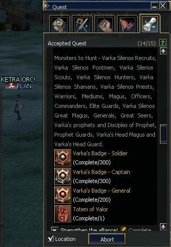 Alianza con los Ketra Orcs 612