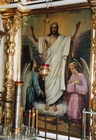 Храм во имя святых пероверховных апостолов Петра и Павла. Hristo10