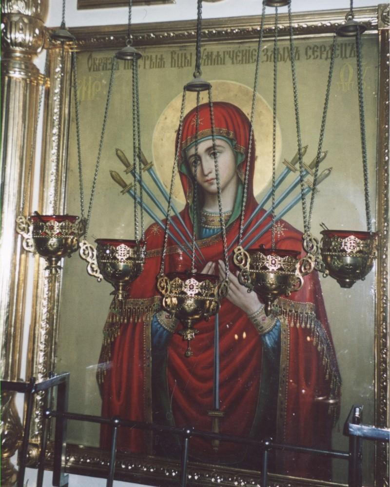 Храм во имя святых пероверховных апостолов Петра и Павла. Ikona-11