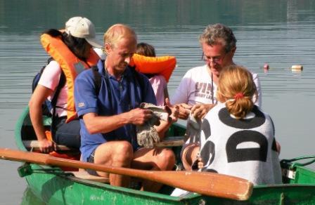 Week-end à Aiguebelette (Savoie) Barque10