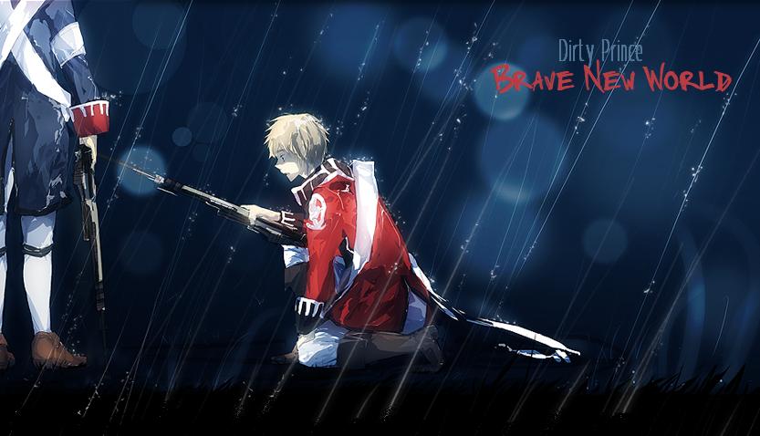 { Dirty Prince }