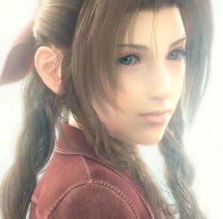 Final Fantasy VII: Advent Children - Personnages Aeris-10