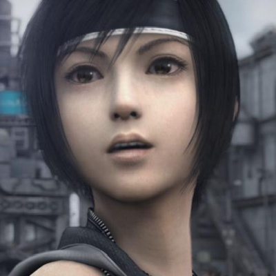 Final Fantasy VII: Advent Children - Personnages Kisara10