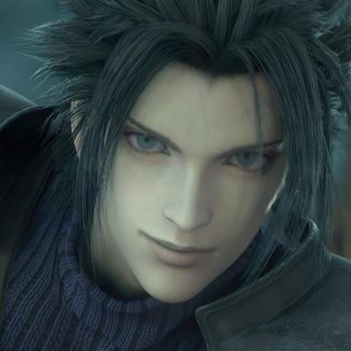 Final Fantasy VII: Advent Children - Personnages Zack10
