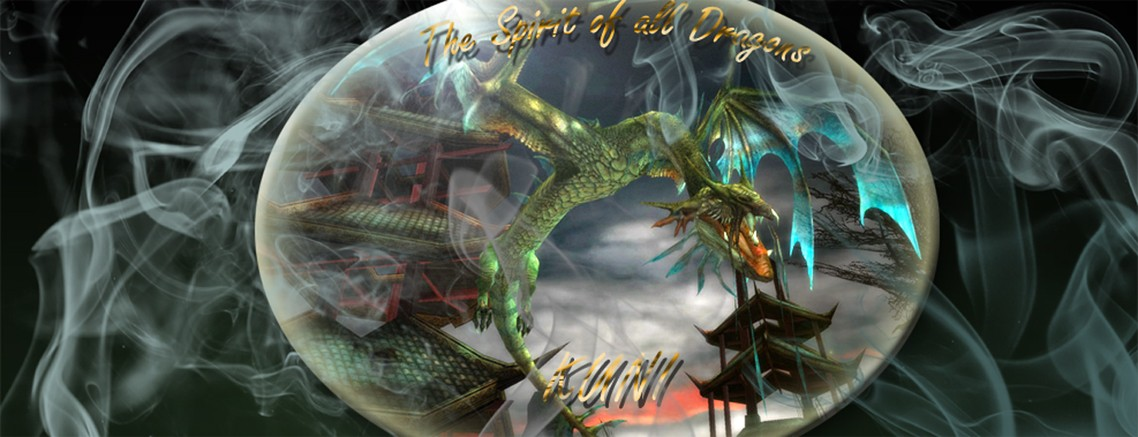 The Spirit of all Dragons (KUNI)