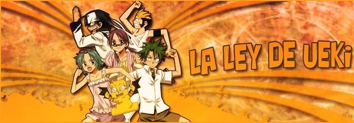 La ley de Ueki -rol-