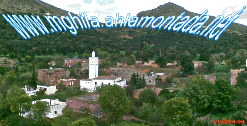 المنتدي الرسمي لقرية مغيلة **-** Le forum officiel du village de Maghila