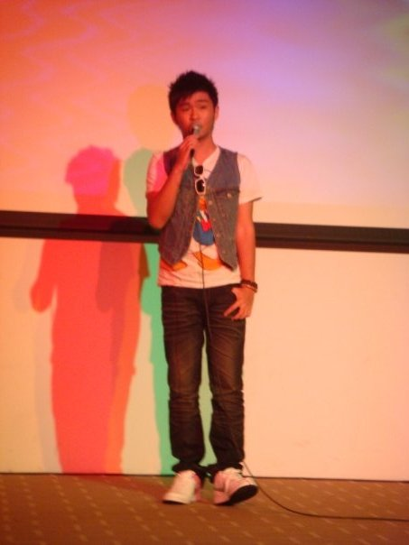 Alvin performing and judging at IMU Singing Competition Final(照片) Eyaya_36