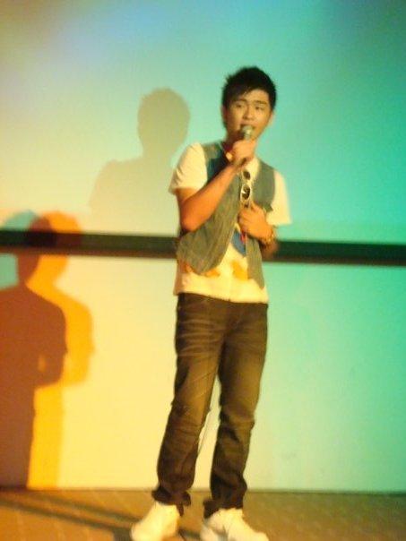 Alvin performing and judging at IMU Singing Competition Final(照片) Eyaya_37
