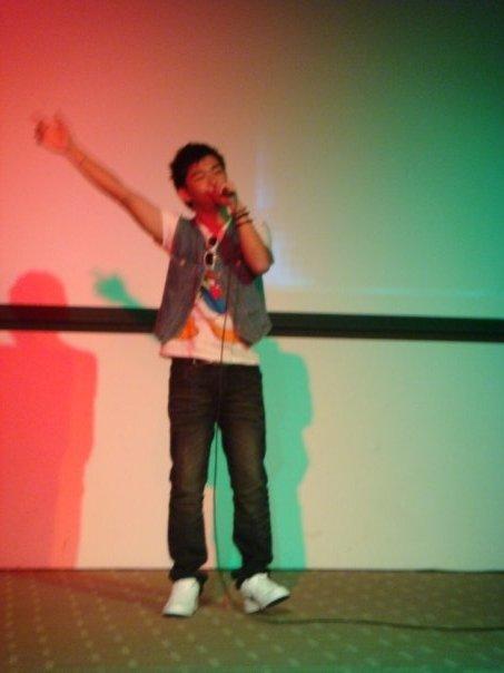 Alvin performing and judging at IMU Singing Competition Final(照片) Eyaya_38