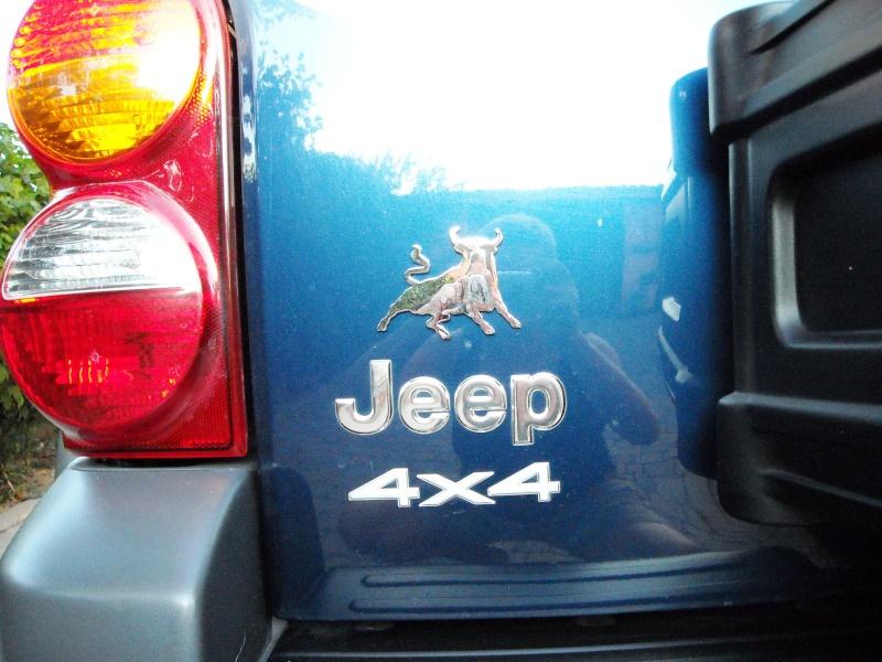 LA mia KJ  sono una di quelli che dice che La Jeep è femina :-) 310