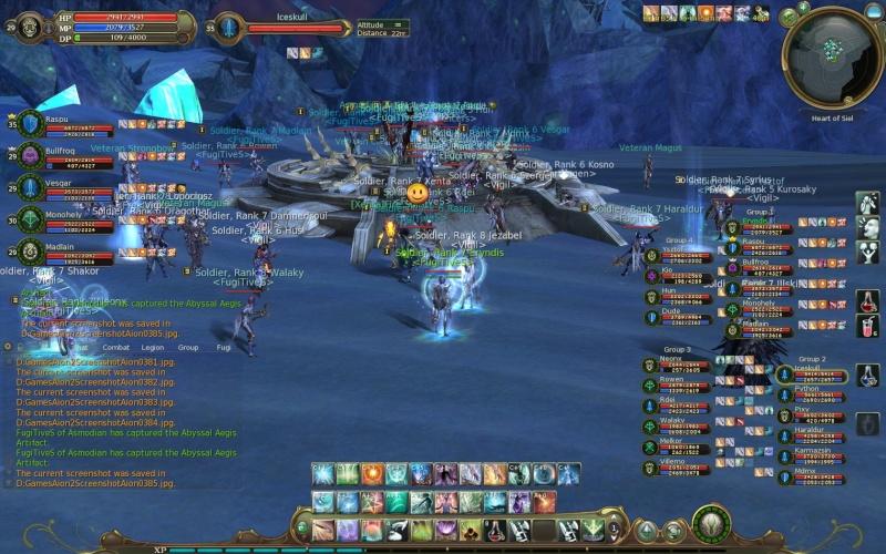Screenshots During Artifact Siege Aion0312