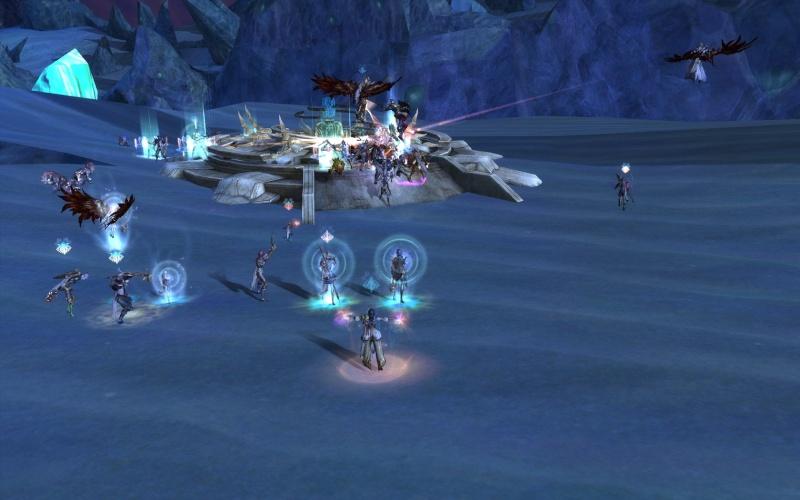 Screenshots During Artifact Siege Aion0313