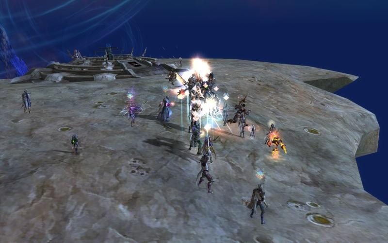 Screenshots During Artifact Siege Aion0314