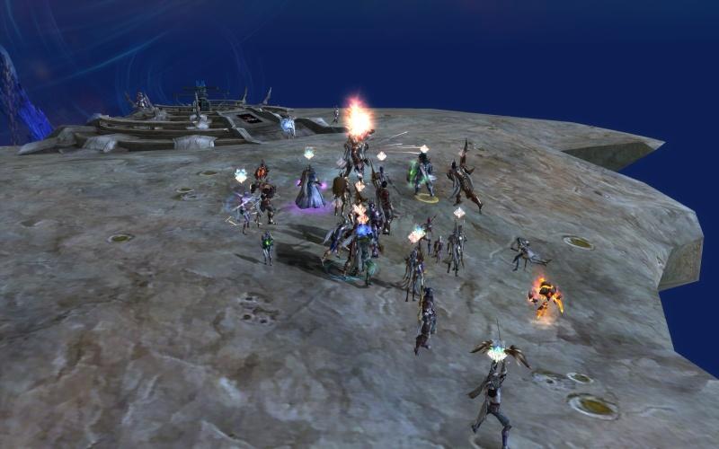 Screenshots During Artifact Siege Aion0315