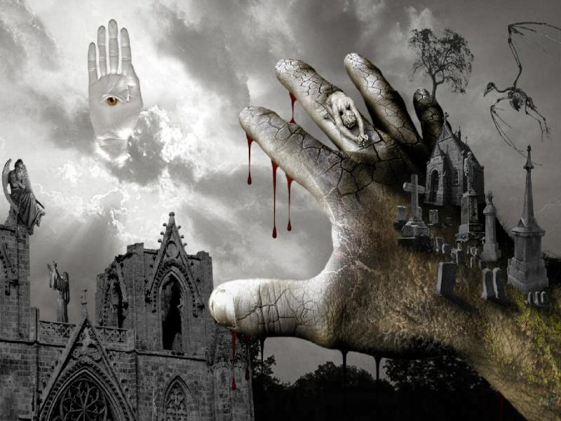 Fond d'écrans Gothic10