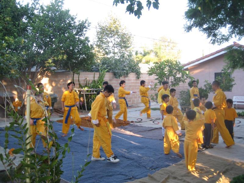 Hình Ảnh Sinh hoạt Aug. 14, 2009 -- Môn Phái Võ Lâm Việt Nam Chánh Tông -- Chùa Liên Hoa Img_7017