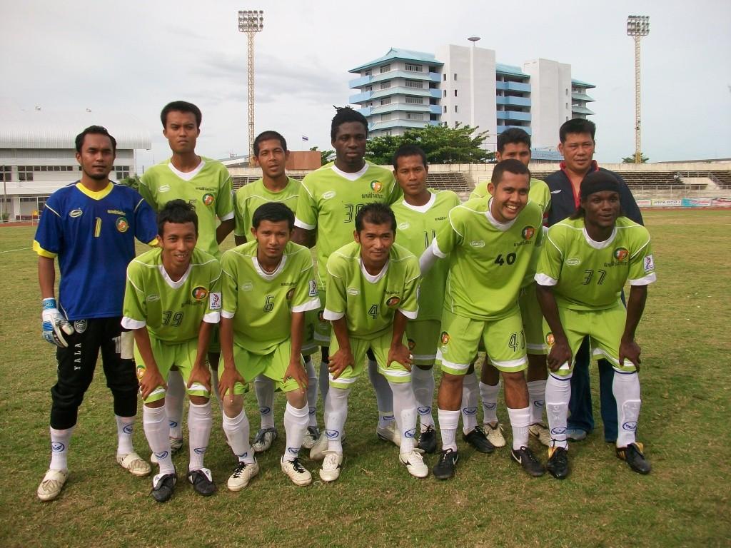 ภาพบรรยากาศนัด ยะลา VS พัทลุง Division 2 Match Pattalung FC 101_1410