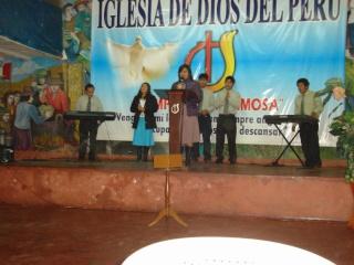 IGLESIA DE DIOS DEL PERU - PARAMONGA
